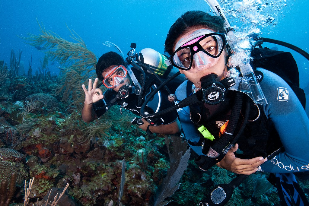a personal recount on the experience of scuba diving Top six mistakes new divers make but aow is just the beginning of a long road when it comes to gathering diving knowledge, experience and scuba diving is.