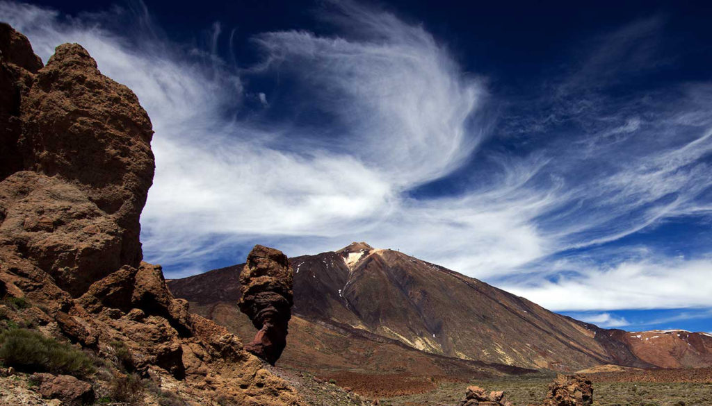 Teide Volcano in Canary Islands